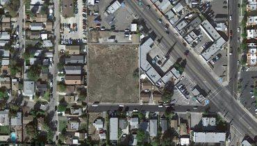Affordable Housing Development Site