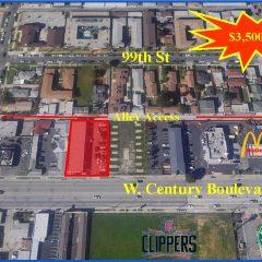 Terrific Development Opportunity in Inglewood