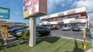 Mixed-Use Commercial Property